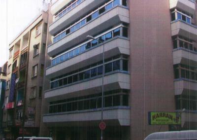 T.İş Bankası A.Ş. – Trabzon Şb ve Karadeniz Bölge Müdürlüğü Hizmet Binası Onarımı