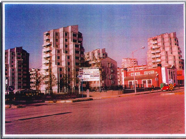 TİBAŞ Vakfı: İstanbul- İbrahimağa Konut Sitesi İnşaatı