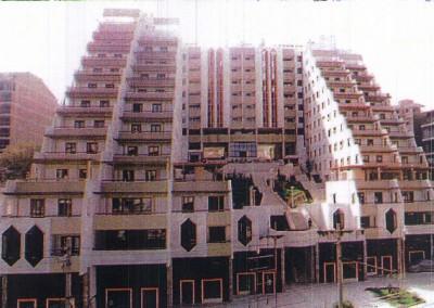 TİBAŞ Vakfı – İzmir Hatay Konut Sitesi İnşaatı